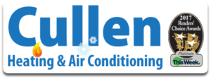Cullen Heating & Air Conditioning Logo