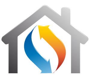 Heating and Air Conditioning Icon